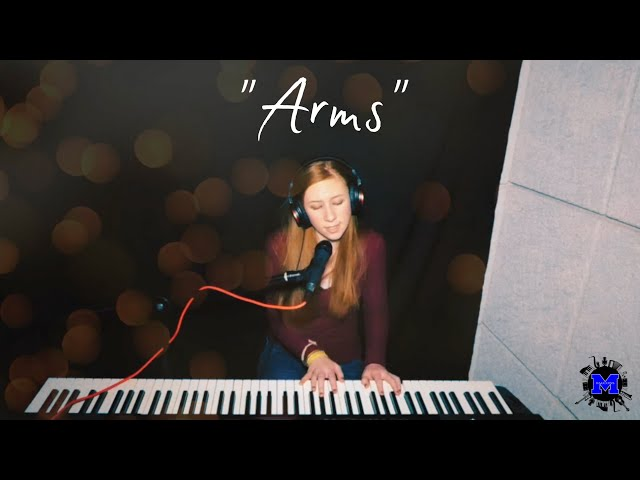 Arms Cover By Olivia Cloutier Donoghue