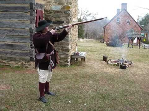 Brown Bess Musket - American Revolution