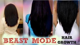 One of Curly Proverbz's most viewed videos: Ayurveda for BEAST MODE hair growth (Indian Secret)