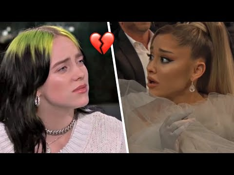 Celebrities FIND OUT About Kobe Bryant - All Reactions (GRAMMY AWARDS 2020)