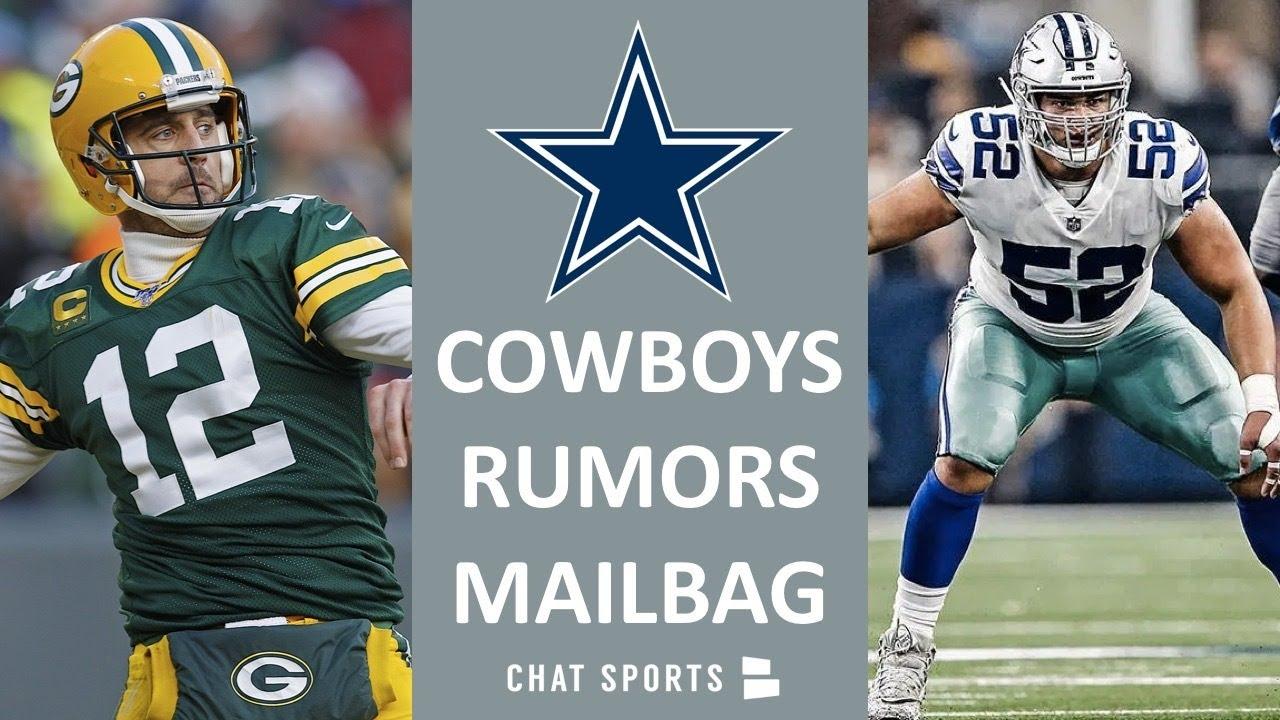 Cowboys Trade Rumors On Aaron Rodgers, Connor McGovern, Jamal Adams + Sign Damon Harrison? I Mailbag