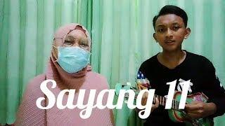 Gambar cover Sayang 11(Salah Mencintaimu)-Salsa Kirana cover kentrung by AdhilCoperZ0