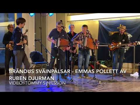 Emmas Polkett - Brändus Sväinpälsar- Visby 2019 Durspelsstämman