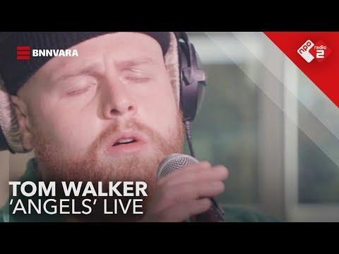 Tom Walker - 'Angels' Live @Jan-Willem Start Op!