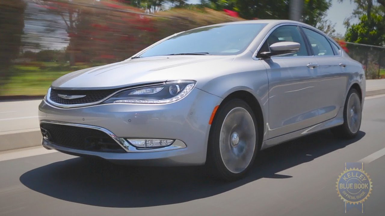 2016 Chrysler 200 Review And Road Test Youtube