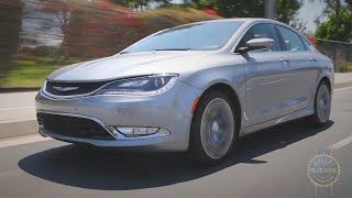 2016 Chrysler 200 - Review and Road Test