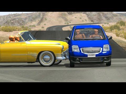 Extreme Crashes #94 - BeamNG Drive