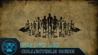 DeadLight - The New Law Collectible Guide