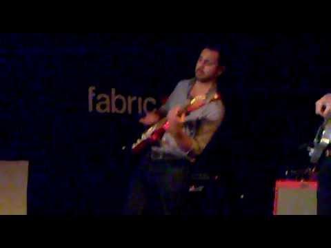 Gio Cristiano_live@fabric (19/10/2012)
