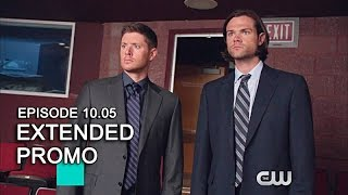 Supernatural 10x05 Extended Promo - Fan Fiction (The 200th Episode)