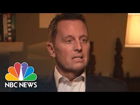 Richard Grenell On Global LGBT Decriminalization: I'm Supported By Both Parties | NBC News