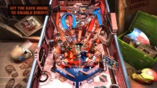 Pinball FX2 - Marvel Civil War Gameplay PC