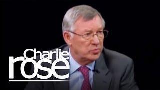 Sir Alex Ferguson (10/01/13) | Charlie Rose
