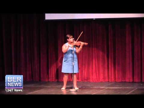 Tiffany Fox At CedarBridge Peace Day, September 21 2015