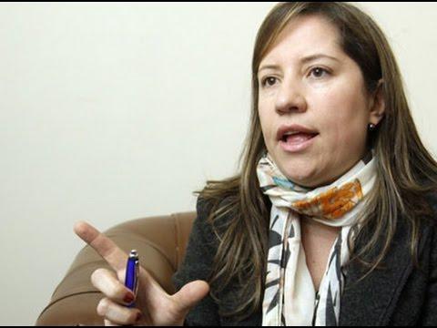 GIWPS Profiles in Peace: Paula Gaviria