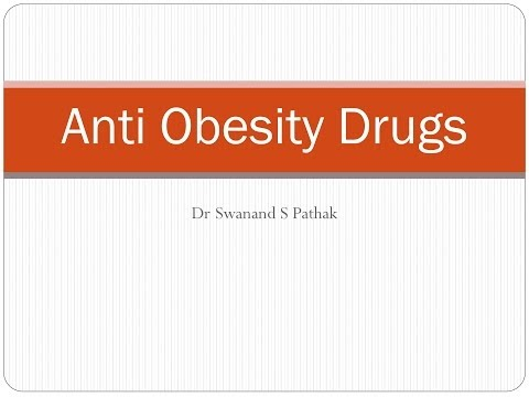 ANTI OBESITY DRUGS by DR. SWANAND S. PATHAK
