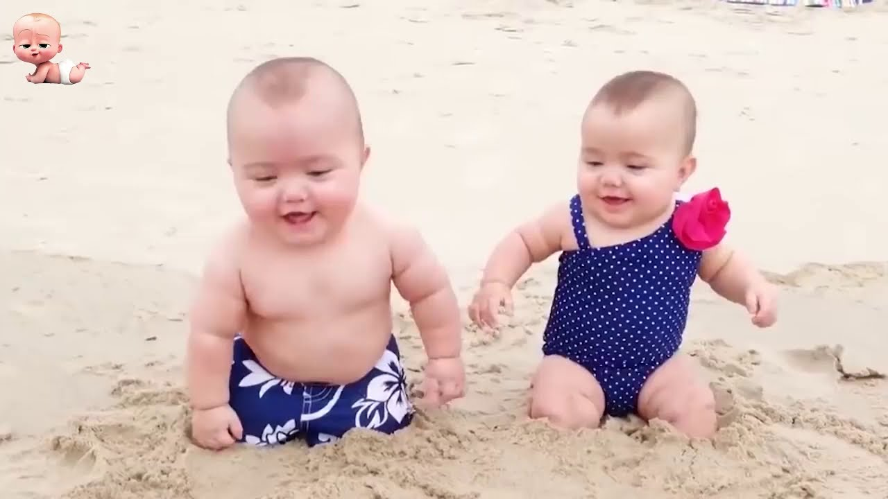 Funny Baby 🔴 Best Funny Babies Videos Compilation (2020) Подборка забавных малышей - Funny Baby