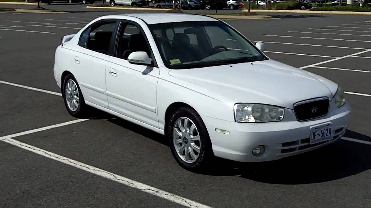 SuperGLS's 2002 Hyundai Elantra GLS - YouTube