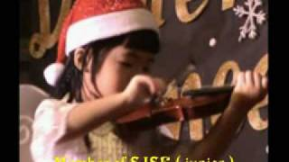 3 year old violinist : Chong Xuin Ee   (Malaysia)