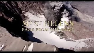 MOUNT ST. HELENS BACK FROM THE DEAD - NOVA DOCUMENTARY - History Discovery Life (full documentary)