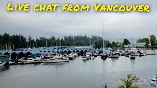 Andrea Barber Live From Vancouver, BC