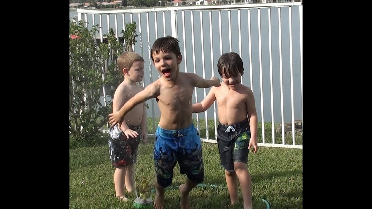 Warm Boys Naked Playing HD