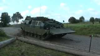British Army Challenger ARRV United Shield 2008 HD
