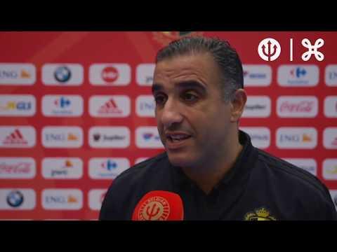 #Futsal | Karim Bachar, Steven Dillien & Reda Dahbi before Euro qualifying round in 2020