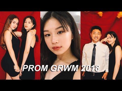 GRADUATION/PROM GRWM 2018 + VLOG