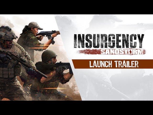 Insurgency: Sandstorm (видео)