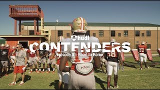 Contenders Ep. 1 - Road to Rome - Top QB Justin Fields faces off against DE Adam Anderson
