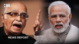 आडवाणी का नरेंद्र मोदी को झटका, लोकसभा चुनाव में इस उम्मीदवार को उतार बढ़ाएंगे बीजेपी का टेंशन