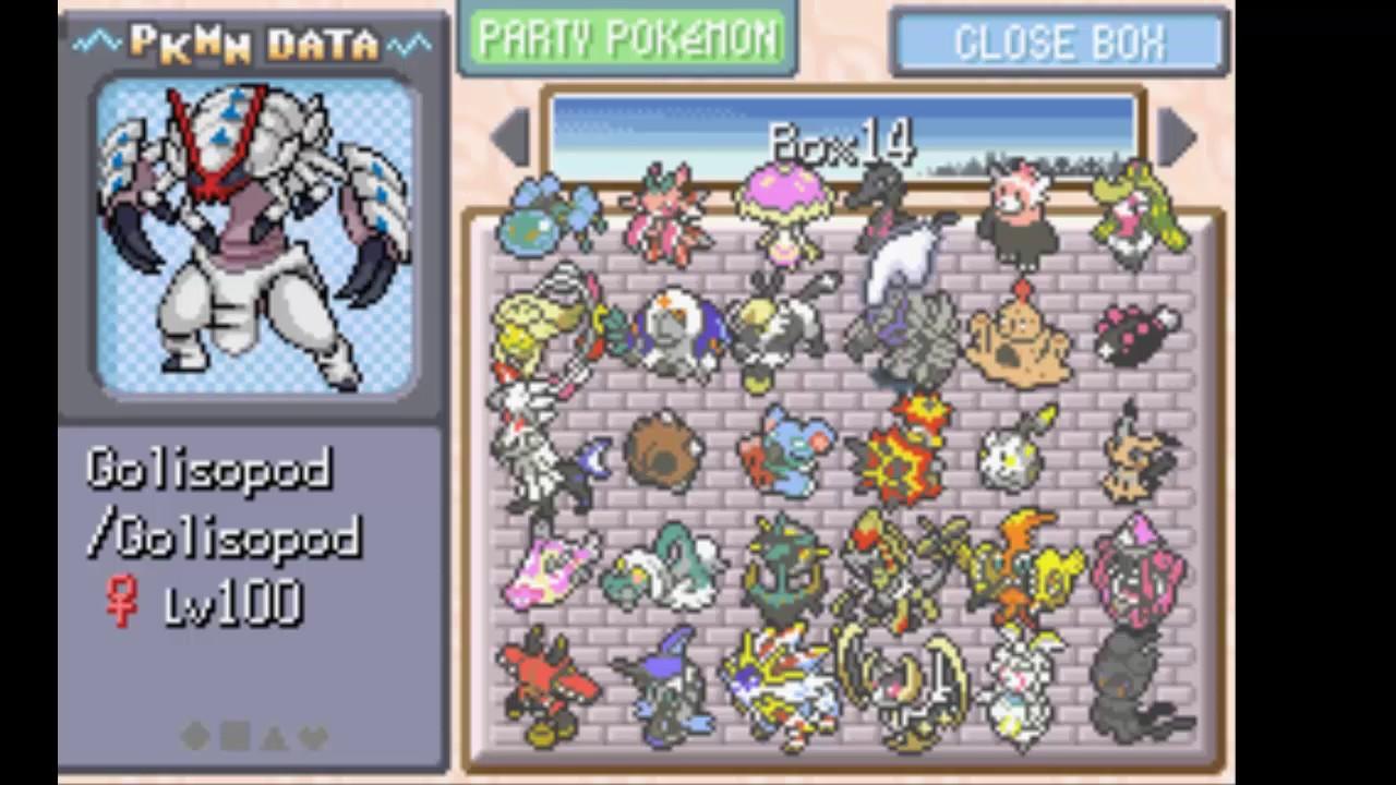 pokemon battle revolution gba rom download