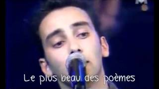 J'veux qu'on baise sur ma tombe - Damien Saez (Live + Paroles)
