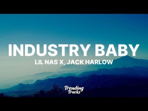 Lil Nas X – INDUSTRY BABY (Clean – Lyrics) feat. Jack Harlow
