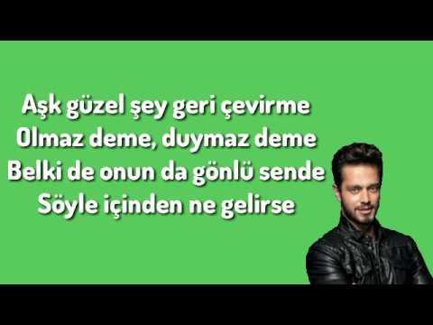 Murat Boz - Geç Olmadan Şarkı Sözleri (Lyrcis Video)