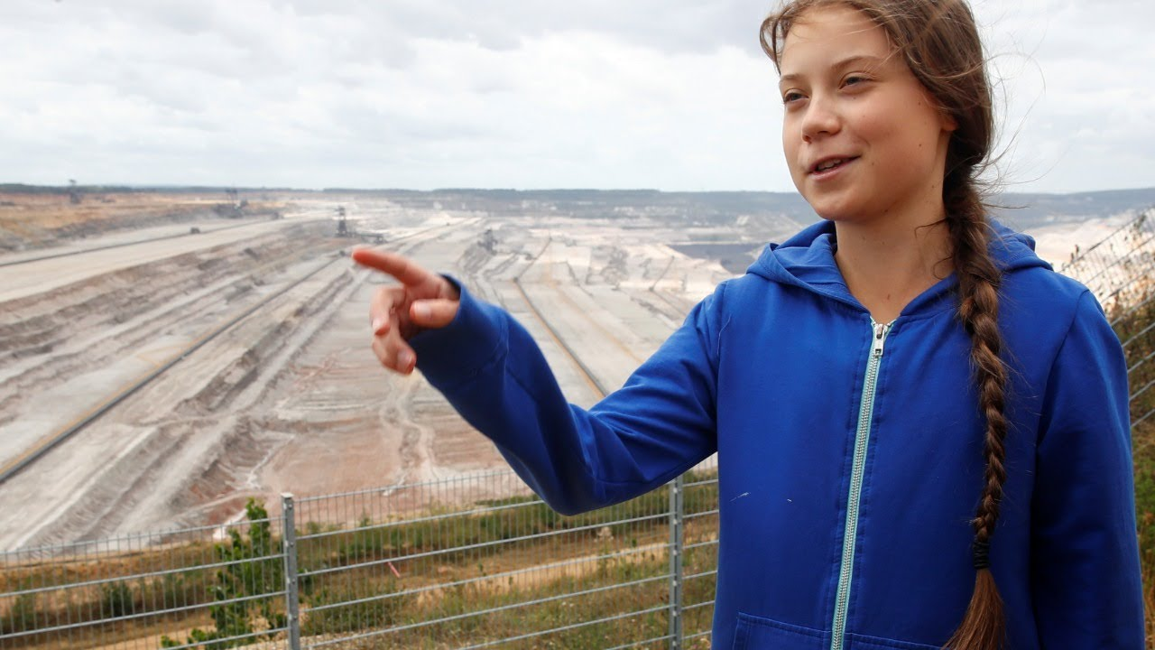 France 24:Live | Greta Thunberg sails across the Atlantic