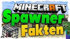 Minecraft Spawner Fakten - Shorts