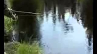 Ловля На Черта. Часть 1 [Ловля Рыбы На Чертика Видео].
