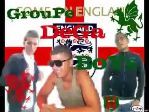 Groupe Déga Boys - 9a3ad Fal Houma   [ NEW chanson  2012 ]