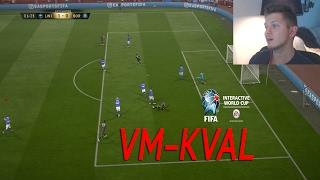 VM-KVAL MED 3 MILJONER I POTTEN | Mina Svettigaste Matcher