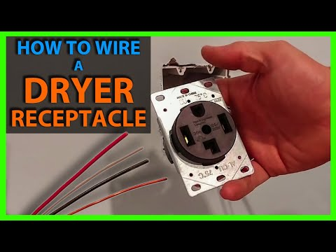 how-to-wire-a-dryer-outlet-or-receptacle---materials-needed-for-dryer-wiring