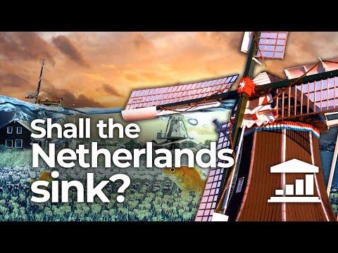 Will the Netherlands sink beneath the sea? - VisualPolitik EN