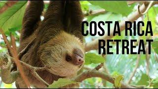 Costa Rica Yoga Retreat 2018 - Relax & Restore
