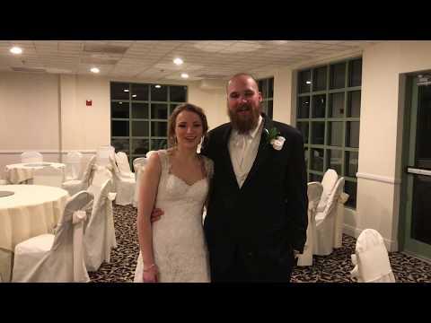 Music Man Entertainment Wedding Testimonials | Taylor & Ben | 01/27/18 | Mohawk River Country Club