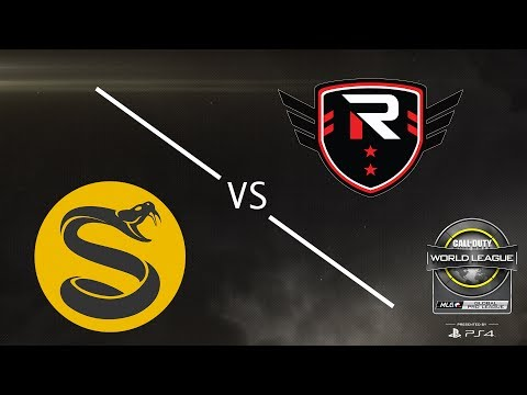 Splyce vs Rise Nation - CWL Global Pro League Stage 2 - Group Yellow - Day 2