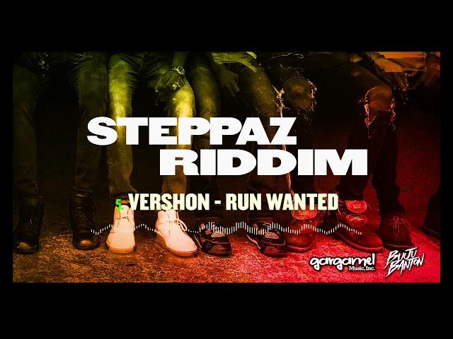 Vershon - Run Wanted (Steppaz Riddim Official Audio) | Dancehall 2020