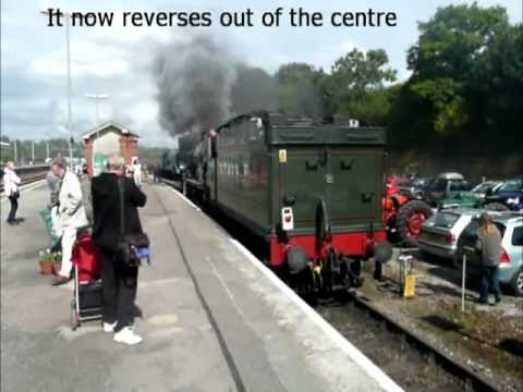 Yeovil Junction & Yeovil Steam Centre on 7th August 2011