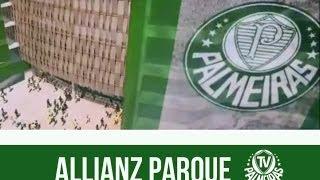 Allianz divulga vídeo após anunciar nome da arena do Palmeiras