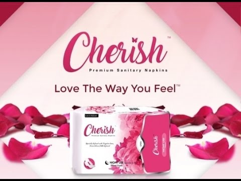 Cherish Sanitary Napkins By Nspire Network Youtube